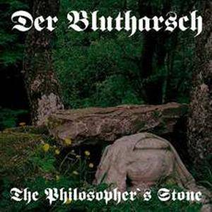 Der Blutharsch: Philosopher's Stone, The - Cover