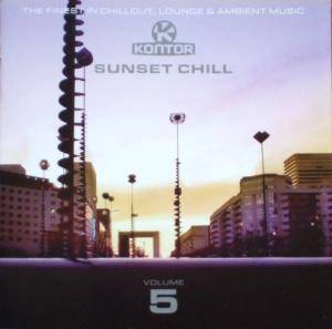 Cover - Gwen McGrae: Sunset Chill Volume 5