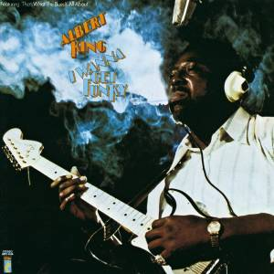 Cover - Albert King: I Wanna Get Funky