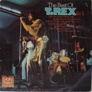 Cover - T. Rex: Best Of T.Rex Vol. II, The