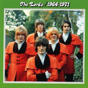 The Lords: Lords 1964-1971, The - Cover