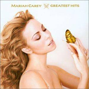 Mariah Carey: Greatest Hits - Cover