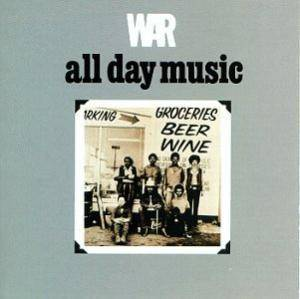 Cover - War: All Day Music