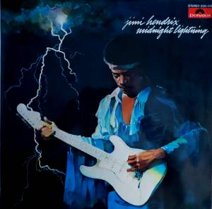 Cover - Jimi Hendrix: Midnight Lightning