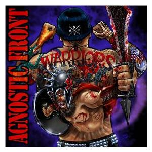 Agnostic Front: Warriors - Cover