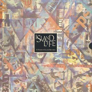 Island Life: 25 Years Of Island Records - Cover