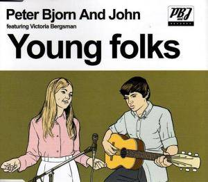 Cover - Peter Bjorn And John: Young Folks