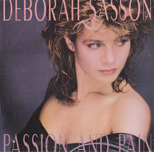 Deborah Sasson: Passion And Pain - Cover