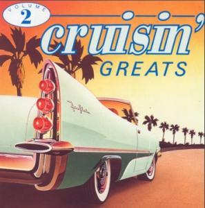 25 Cruisin' Greats Volume Two - Cover