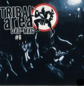 Tribal area DVD-Mag #6 - Cover