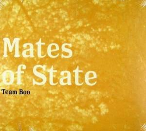 Cover - Mates Of State: Team Boo