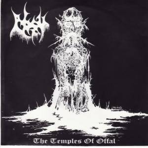 Absu: Temples Of Offal, The - Cover