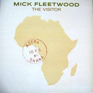 Mick Fleetwood: Visitor, The - Cover