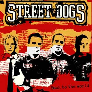 Cover - Street Dogs: Back To The World