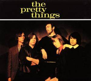 The Pretty Things: Pretty Things, The - Cover