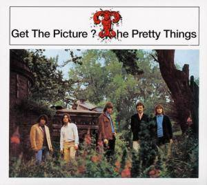 Cover - Pretty Things, The: Get The Picture?