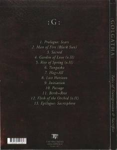 :Golgatha:: Tales Of Transgression And Sacrifice (CD) - Bild 2