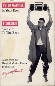 Fishbone, Peter Gabriel: In Your Eyes / Shankin' To The Beat - Cover