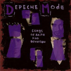 Depeche Mode: Songs Of Faith And Devotion - Cover