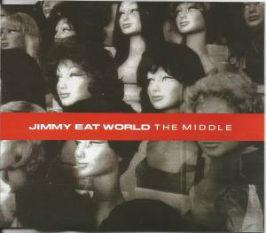 Jimmy Eat World: Middle, The - Cover