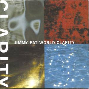 Jimmy Eat World: Clarity - Cover
