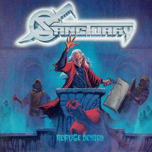 Sanctuary: Refuge Denied - Cover
