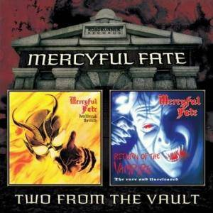 Cover - Mercyful Fate: Don't Break The Oath / Return Of The Vampire