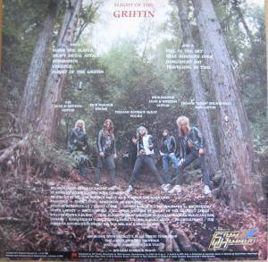 Griffin: Flight Of The Griffin (LP) - Bild 2