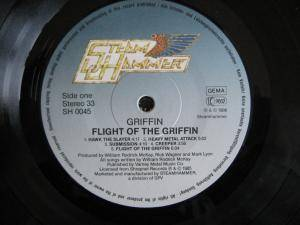 Griffin: Flight Of The Griffin (LP) - Bild 6
