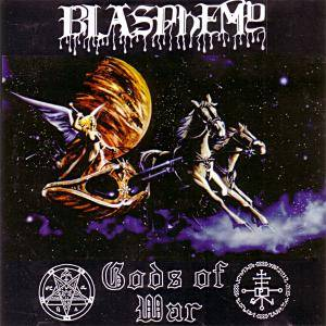 Blasphemy: Gods Of War - Cover