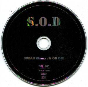 S.O.D.: Speak English Or Die (CD) - Bild 3