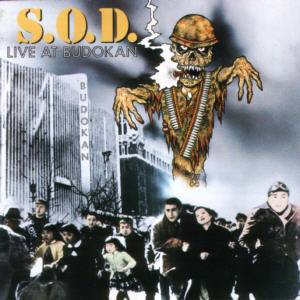 S.O.D.: Live At Budokan (CD) - Bild 1