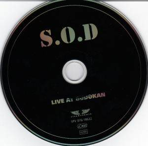 S.O.D.: Live At Budokan (CD) - Bild 5