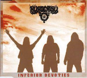 Hypocrisy: Inferior Devoties - Cover
