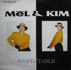 Mel & Kim: Respectable - Cover