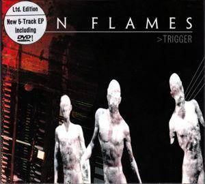 In Flames: Trigger - Cover