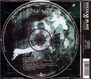 In Flames: The Quiet Place (Single-CD) - Bild 2