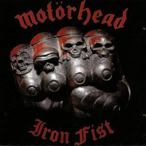 Motörhead: Iron Fist (CD) - Bild 1