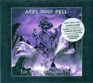Axel Rudi Pell: The Wizard's Chosen Few (2-CD) - Bild 2