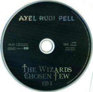 Axel Rudi Pell: The Wizard's Chosen Few (2-CD) - Bild 9