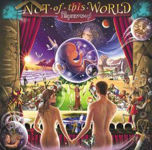 Pendragon: Not Of This World - Cover