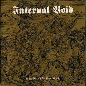 Internal Void: Standing On The Sun - Cover
