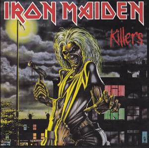 Iron Maiden: Killers (CD) - Bild 1