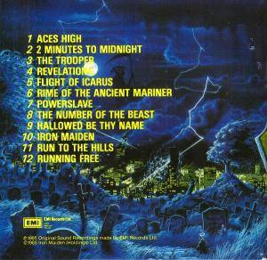 Iron Maiden: Live After Death (CD) - Bild 2