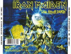 Iron Maiden: Live After Death (CD) - Bild 3
