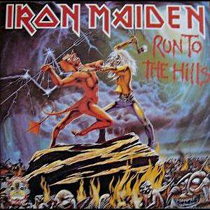 Iron Maiden: Run To The Hills / The Number Of The Beast - Cover