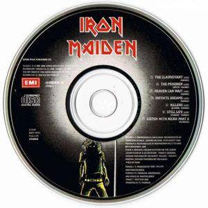 Iron Maiden: The Clairvoyant / Infinite Dreams (Mini-CD / EP) - Bild 3