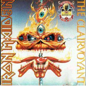 Iron Maiden: Clairvoyant / Infinite Dreams, The - Cover