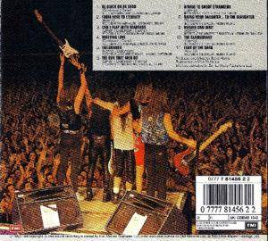 Iron Maiden: A Real Live One (CD) - Bild 2
