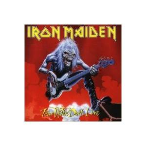 Iron Maiden: Fear Of The Dark Live - Cover